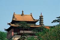 Xumifushou Mia (Tempel),  Chengde, China, Unesco-Weltkulturerbe