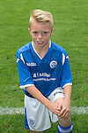 St Johnstone FC Academy Under 13's<br /> Charlie Myles<br /> Picture by Graeme Hart.<br /> Copyright Perthshire Picture Agency<br /> Tel: 01738 623350  Mobile: 07990 594431