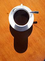 Coffee in Yogyakarta<br /> <br /> NOTE : mobile phone photo