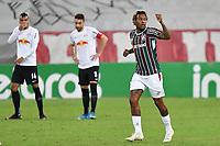 2nd June 2021; Maracana Stadium, Rio de Janeiro, Brazil; Copa do Brazil, Fluminense versus Red Bull Bragantino; Abel Hernández of Fluminense celebrates his goal in the 70th minute 2-0