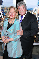 BEVERLY HILLS, CA, USA - NOVEMBER 19: Diane Ladd, Robert Charles Hunter arrive at the Los Angeles Premiere Of Fox Searchlight Pictures' 'Wild' held at the AMPAS Samuel Goldwyn Theater on November 19, 2014 in Beverly Hills, California, United States. (Photo by Xavier Collin/Celebrity Monitor)