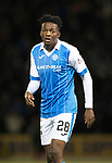 St Johnstone v Rangers…27.02.18…  McDiarmid Park    SPFL<br />Matty Willock<br />Picture by Graeme Hart. <br />Copyright Perthshire Picture Agency<br />Tel: 01738 623350  Mobile: 07990 594431