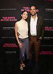 Grace Gail and Adam Rodriguez attends 'The Boys in the Band' 50th Anniversary Celebration at The Booth Theatre on May 30, 2018 in New York City.