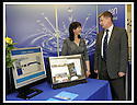 30/04/2008   Copyright Pic: James Stewart.File Name : 02_business_fair.FALKIRK BUSINESS FAIR 2008.EDEN CONSULTANCY GROUP.James Stewart Photo Agency 19 Carronlea Drive, Falkirk. FK2 8DN      Vat Reg No. 607 6932 25.Studio      : +44 (0)1324 611191 .Mobile      : +44 (0)7721 416997.E-mail  :  jim@jspa.co.uk.If you require further information then contact Jim Stewart on any of the numbers above........