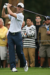 02/04/10 Los Angeles,CA: Mike Weir during the first round of the Northern Trust Open held at Riviera Country Club.