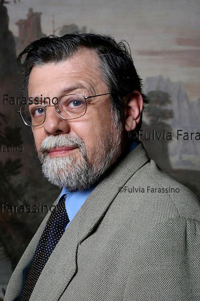 Milano, 20 aprile 2006.Angelo Panebianco