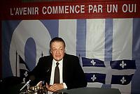 Montreal (Qc) Canada  file Photo - 1992 - ,Michel Belanger