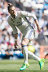 Gareth Bale of Real Madrid in action during their La Liga match between Real Madrid and Deportivo Alaves at the Santiago Bernabeu Stadium on 02 April 2017 in Madrid, Spain. Photo by Diego Gonzalez Souto / Power Sport Images