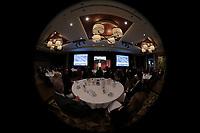 Ross R. Bayus, Président, Activités Canadiennes d'Énergie Valero a la tribune du Cercle canadien de Montreal, le 16 Novembre 2015 a l'Hotel Reine-Elizabeth<br /> <br /> Ross Bayus<br /> , President of Valeo Energy Canada, deliver a speech to the Canadian Club of Montreal, Monday, November 16, 2015, at the Queen-Elizabeth Hotel.<br /> <br /> PHOTO : Pierre Roussel - Agence Quebec Presse