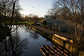 Oxford University<br /> Oxford, United Kingdom<br /> November 30, 2018<br /> <br /> River Cherwell