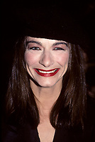 sylvie Bernard, circa 1990<br /> photo (c)  Images Distribution