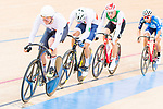 Maxmilian Beyer of Germany competes on the Men's Omnium Tempo Race 10km during the 2017 UCI Track Cycling World Championships on 15 April 2017, in Hong Kong Velodrome, Hong Kong, China. Photo by Marcio Rodrigo Machado / Power Sport Images