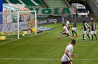 São Paulo (SP), 14/11/2020 - Palmeiras-Fluminense - Partida entre Palmeiras e Fluminense jogo válido pela 21ª rodada do Campeonato Brasileiro neste sábado (14), no Allianz Parque em São Paulo (SP).