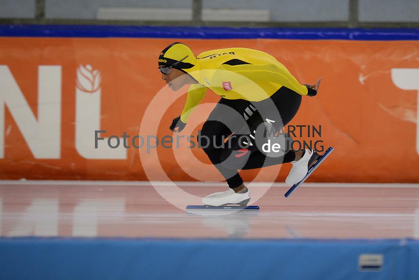 SCHAATSEN: HEERENVEEN, IJsstadion Thialf, 02-10-2020, TEAM JUMBO/VISMA, DAI DAI N'TAP, ©foto Martin de Jong