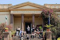 Museum Museo Giovanni Antonio Sanna in Sassari,  Provinz Sassari, Nord - Sardinien, Italien