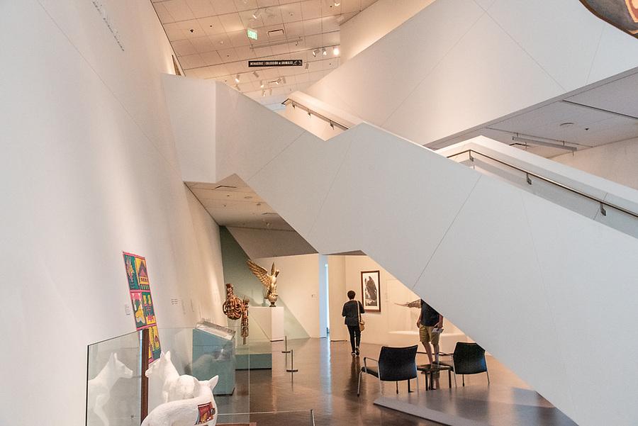 Denver Art Museum - Interior