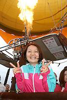 20111020 Hot Air Balloon Cairns 20 October
