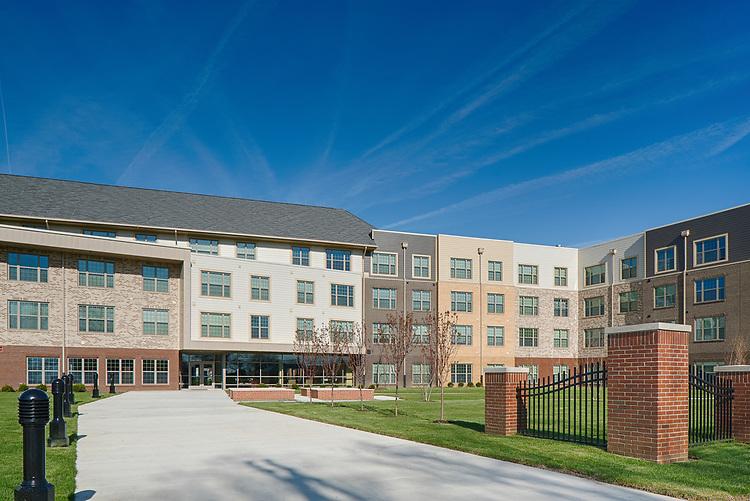Poindexter Place Senior Living | Moody Nolan & Smoot Construction