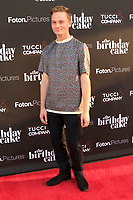 LOS ANGELES - JUN 16:  Ethan Paisley at The Birthday Cake LA Premiere at the Fine Arts Theater on June 16, 2021 in Beverly Hills, CA