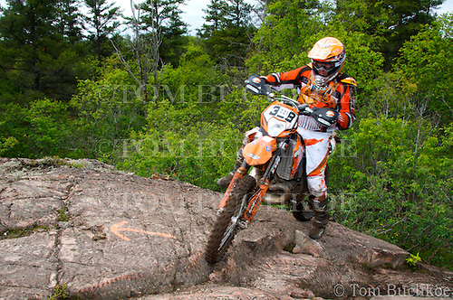 Mini Moose and Loose Moose Enduro held in Marquette Michigan on June 12th and 13th, 2010 by the UP Samdstormers.