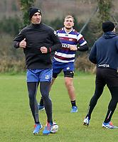 Tuesday 18th February 2020 | Ulster Rugby Media<br /> <br /> Ruan Pienaar during the Cheetahs media call at Newforge Country Club, Belfast, Northern Ireland. Photo by John Dickson/DICKSONDIGITAL