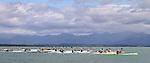 2012 SI Surf Ski Championships: Tahunanui to Cable Bay.<br /> Photo: Marc Palmano/Shuttersport