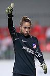 Atletico de Madrid's Dolores Gallardo during UEFA Womens Champions League 2017/2018, 1/16 Final, 1st match. October 4,2017. (ALTERPHOTOS/Acero)