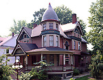 The Heckenberg House.1568 Grace St.Lakewood, OH