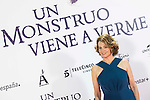 "Sigourney Weaver during the premiere of the spanish film ""Un Monstruo Viene a Verme"" of J.A. Bayona at Teatro Real in Madrid. September 26, 2016. (ALTERPHOTOS/Borja B.Hojas)"