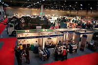 Salon de l AQTE<br /> (Association quebecoise des Techniques de l'Eau<br /> , Avril 1998<br /> , Centre des congres de Quebec<br /> <br /> PHOTO :  Agence Quebec Presse - Pierre Roussel