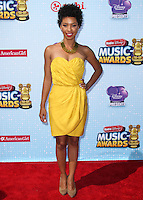 LOS ANGELES, CA, USA - APRIL 26: Angel Parker at the 2014 Radio Disney Music Awards held at Nokia Theatre L.A. Live on April 26, 2014 in Los Angeles, California, United States. (Photo by Xavier Collin/Celebrity Monitor)