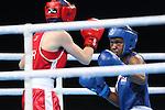 Glasgow 2014 Commonwealth Games<br /> <br /> Women's Fly (48-51kg) Final<br /> Nicola Adams (Eng) v Michaela Walsh (NIR)<br /> <br /> 02.08.14<br /> ©Steve Pope-SPORTINGWALES
