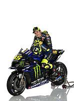 Valentino Rossi <br /> 05/02/2020 Moto Gp 2020 <br /> Presentazione Yamaha Monster Energy 2020 YZR-M1 <br /> Photo Yamaha Motor Racing Srl / Insidefoto <br /> EDITORIAL USE ONLY