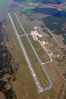 Flughafen Schwerin Parchim: EUROPA, DEUTSCHLAND, MECKLENBURG- VORPOMMERN 16.04.2019 Flughafen Schwerin Parchim