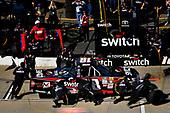 NASCAR Camping World Truck Series<br /> Alpha Energy Solutions 250<br /> Martinsville Speedway, Martinsville, VA USA<br /> Saturday 1 April 2017<br /> Noah Gragson pit stop<br /> World Copyright: Scott R LePage/LAT Images<br /> ref: Digital Image lepage-170401-mv-2359