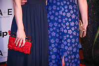 Olivia Ross et Sabrina Bartlett - RED CARPET POUR L'OUVERTURE DU MIPTV 2017 A L'HOTEL MARTINEZ - CANNES, FRANCE - LUNDI 3 AVRIL 2017.