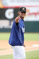 Don Mattingly - Manager, Phoenix Desert Dogs - 2010 Arizona Fall League.Photo by:  Bill Mitchell/Four Seam Images..