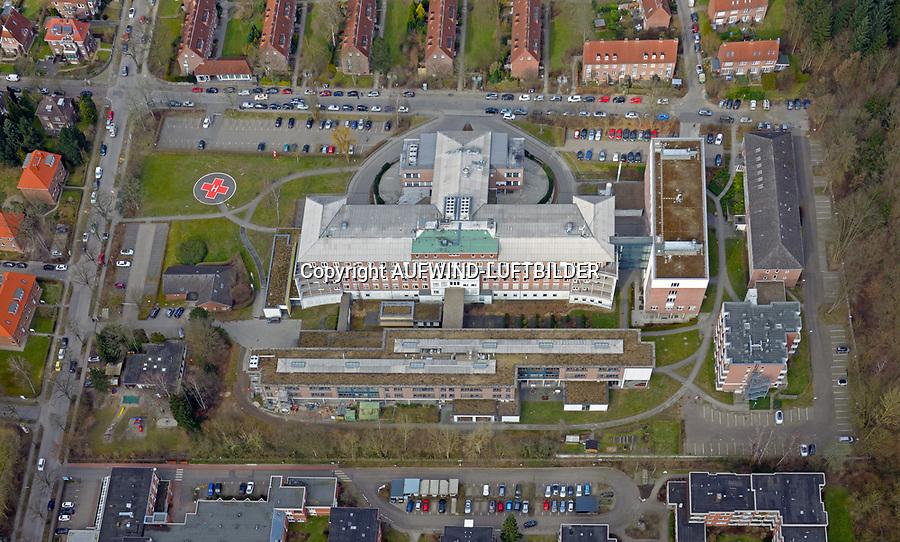 Krankenhaus Bethesda: EUROPA, DEUTSCHLAND, HAMBURG 24.02.2018: Krankenhaus Bethesda