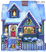 Randy, CHRISTMAS SYMBOLS, WEIHNACHTEN SYMBOLE, NAVIDAD SÍMBOLOS, paintings+++++,USRW363,#xx#