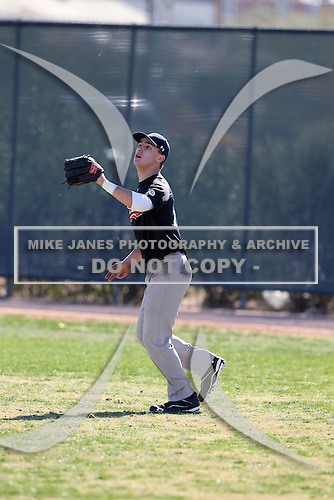 Jarret DeHart during the Under Armour Pre-Season All-American Tournament at Kino Sports Complex on January 15, 2011 in Tucson, Arizona.  (Copyright Mike Janes Photography)