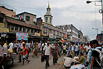 Bohubazzar, A market place in Kolkata.West Bengal, India 2009 Arindam Mukherjee