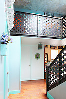 classic house with mezzanine