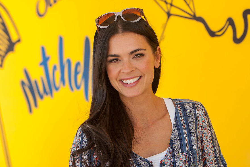 Culinary personality and best-selling author Katie Lee introduces a new deliciously smart break-time beverage from Silk® Nutchello™ at the Food Network & Cooking Channel South Beach Wine & Food Festival presented by FOOD & WINE, on Friday, Feb. 26, 2016 in Miami (Jesus Aranguren/AP Images for Silk® Nutchello™)