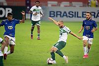 BELO HORIZONTE (MG) - 30/06/2021 - CRUZEIRO-GUARANI - Régis -Partida entre Cruzeiro e Guarani, válida pela oitava rodada do Campeonato Brasileiro da série B 2021, realizada no Estadio Mineirão, na cidade de Belo Horizonte, nesta quarta feira (30)