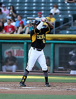 Eric Young Jr -2018 Salt Lake Bees (Bill Mitchell)