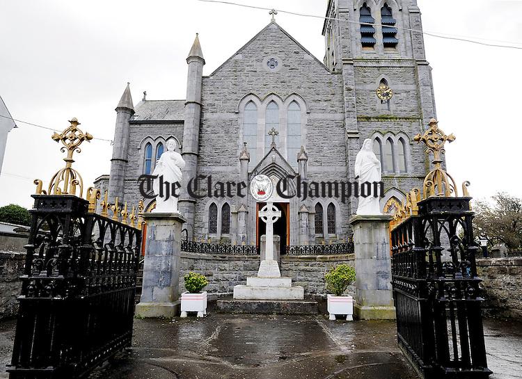 Church, Gort.Pic Arthur Ellis.