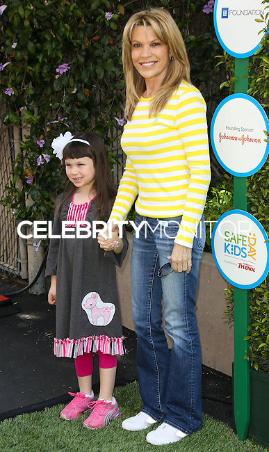 WEST HOLLYWOOD, CA, USA - APRIL 05: Vanna White at the Safe Kids Day Event 2014 -  Los Angeles held at The Lot on April 5, 2014 in West Hollywood, California, United States. (Photo by Celebrity Monitor)