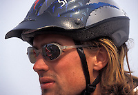 Jason McRoy , near Whitby North Yorks  1995.Capture No 20104 09104.pic © Steve Behr /Stockfile.info@stockfile.co.uk