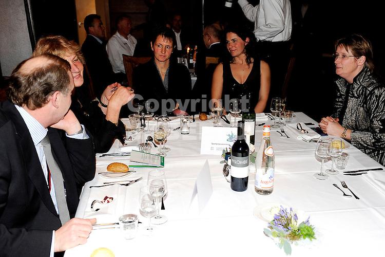 groninger sportgala 2008 martiniplaza 15-12-2008 ontvangst en diner genodigden.fotograaf jan kanning