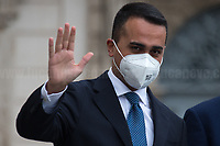 Luigi Di Maio, Minister of Foreign Affairs.<br />